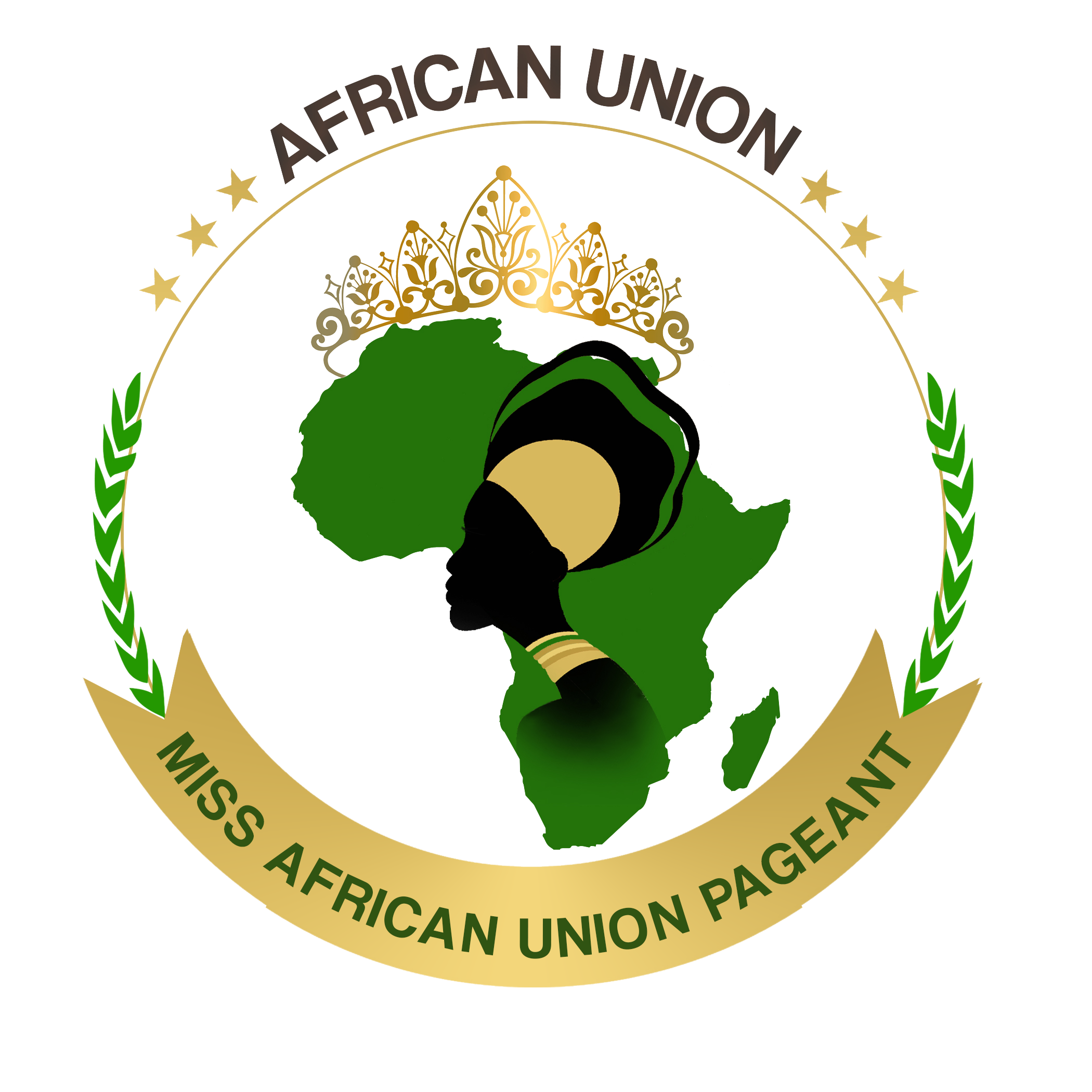 Miss African Union Pageant Official Logo